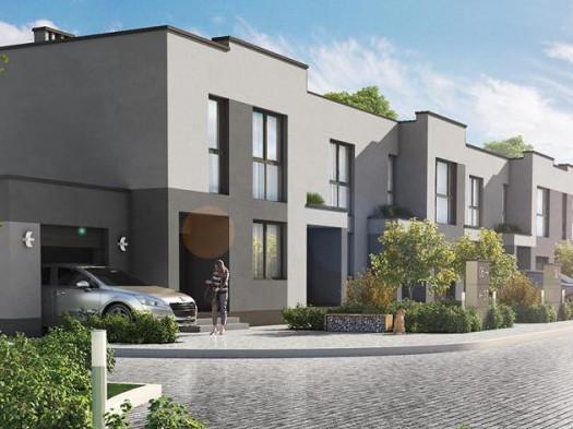 Візуалізація нового житлового комплексу
