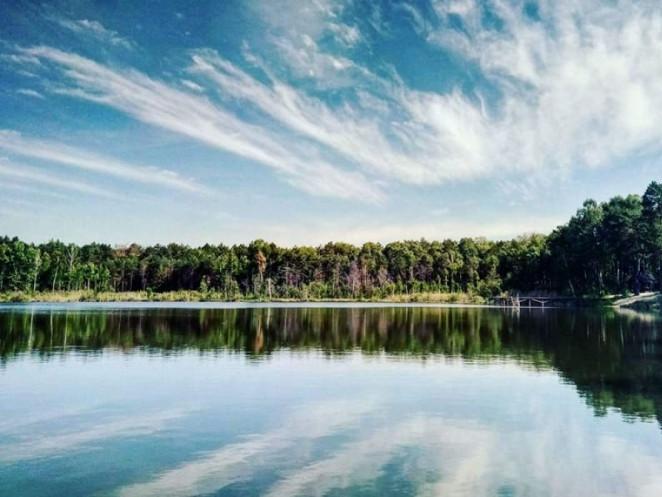 Краса волинських озер