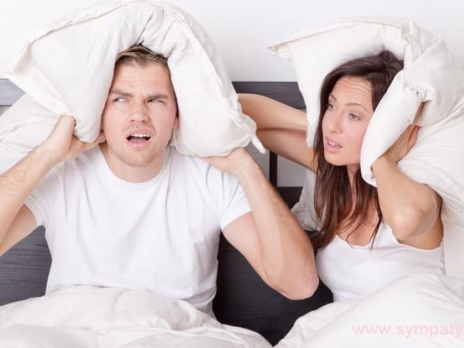Звук «сигналки» не дає спати