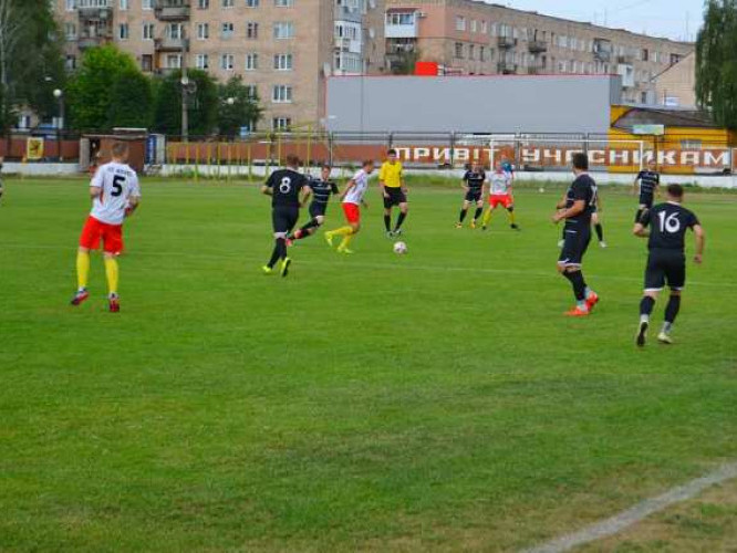 «ЛСТМ» та «Ковель-Волинь» на радість «Ласці» переможця у матчі не виявили