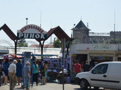 Старий ринок у Луцьку