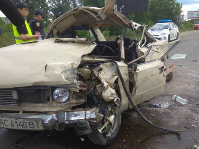 Шукають свідків аварії на Ківерцівській