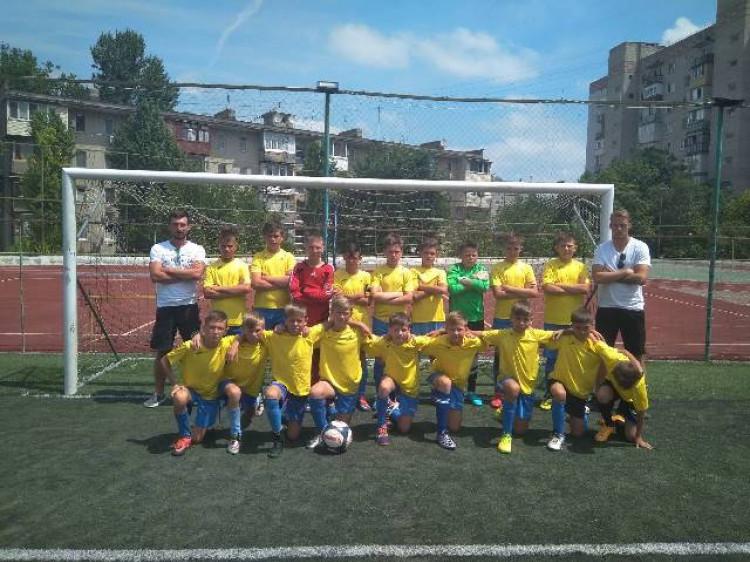 Луцька команда «Форвард» - переможці міжнародного турніру