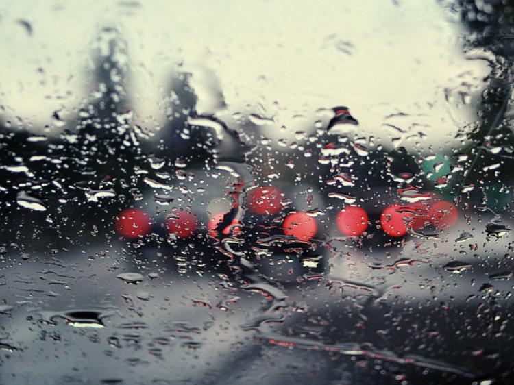 У Луцьку - дощова погода