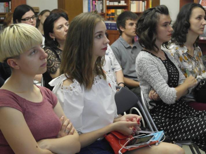 У Луцьку презентували проект «Мистецтво після зламу: 1918-2018»