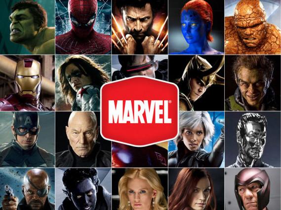 Супергерої Marvel