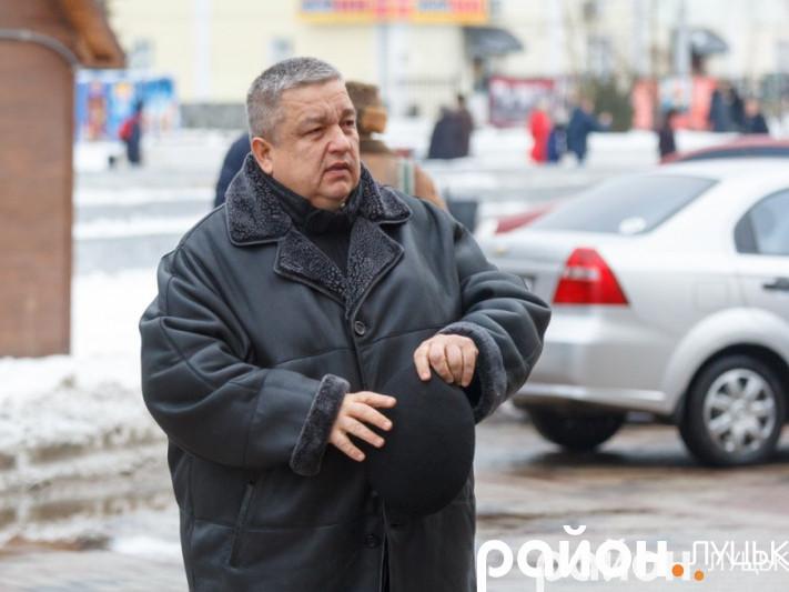 Головний спеціаліствідділу охорони культурної спадщини департаменту культури ЛеонідГерасимюк