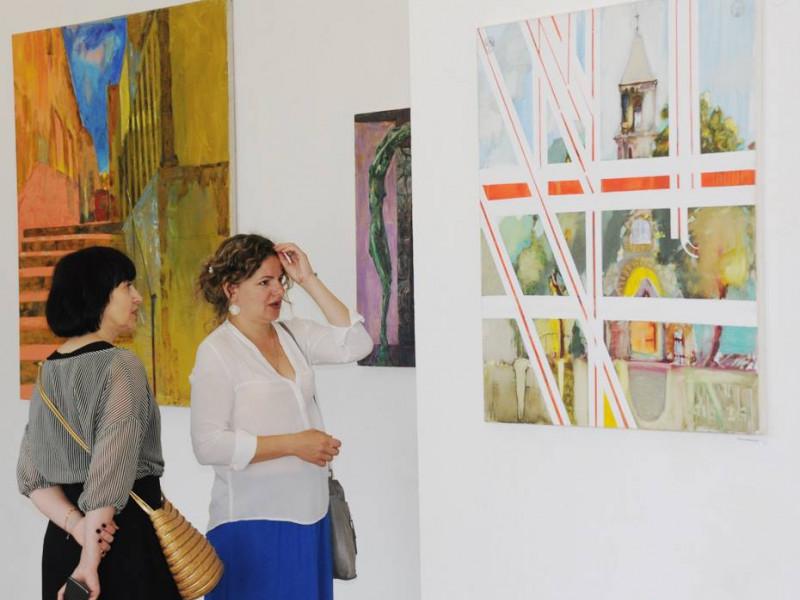 Виставку можна подивитися у Галереї мистецтв
