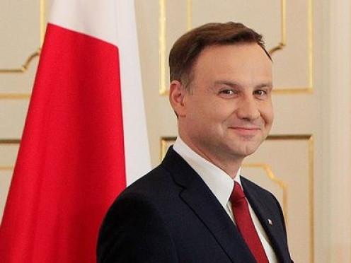 Польський Президент Анджей Дуда