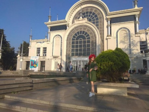 Катерина Озеруга стала лауреатом І премії