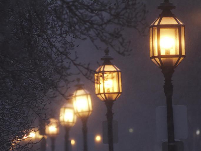 У деяких селах освітлять вулиці