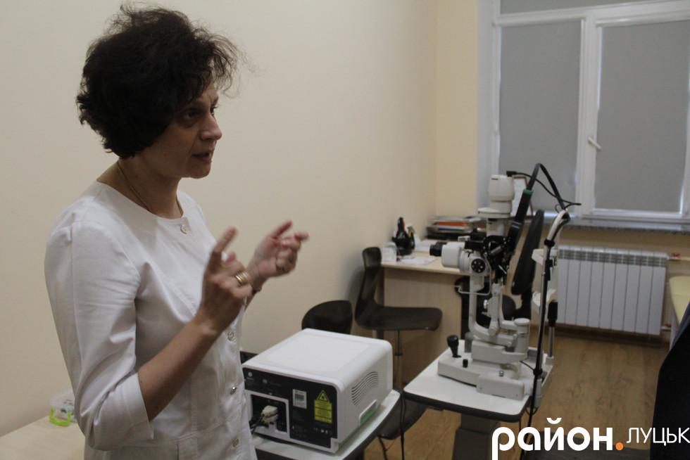 Лікарі розповідають про переваги нових апаратів