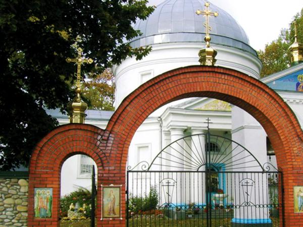 Петропавлівський чоловічий монастир (Світязь)