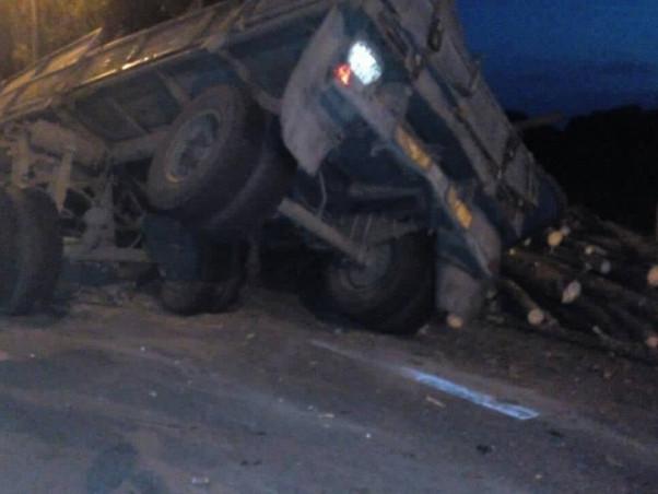 Аварія трапилася на Львівській
