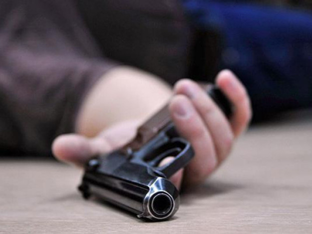 Чоловік застрелився через  сварку