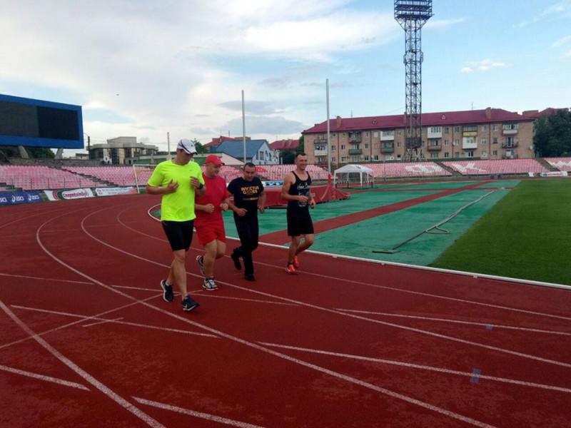 У Луцьку ветерани АТО бігтимуть під час чемпіонату України з легкої атлетики