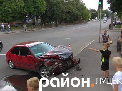 На аварію прийшли подивитись діти