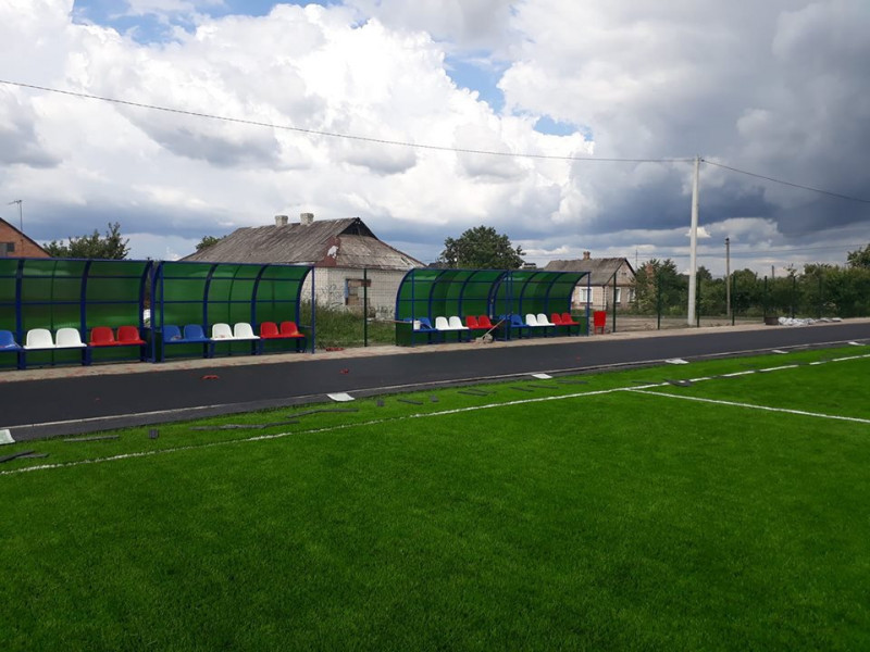 Стадіон в Княгининку