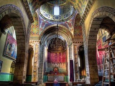 У Луцьку зведуть вірменсьу церкву