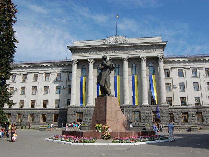 Головний корпус СНУ ім. Лесі Українки