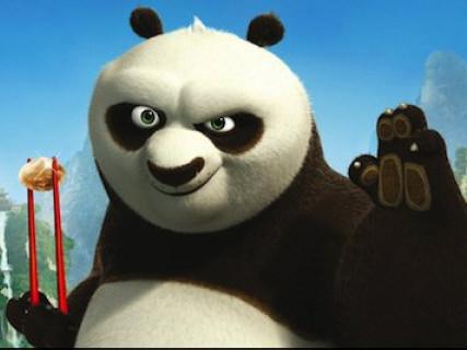 Мультфільм «Панда кунг-фу»