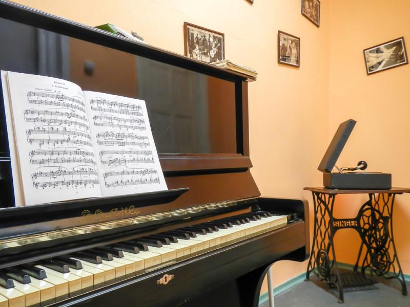 У музичній школі зроблять ремонт