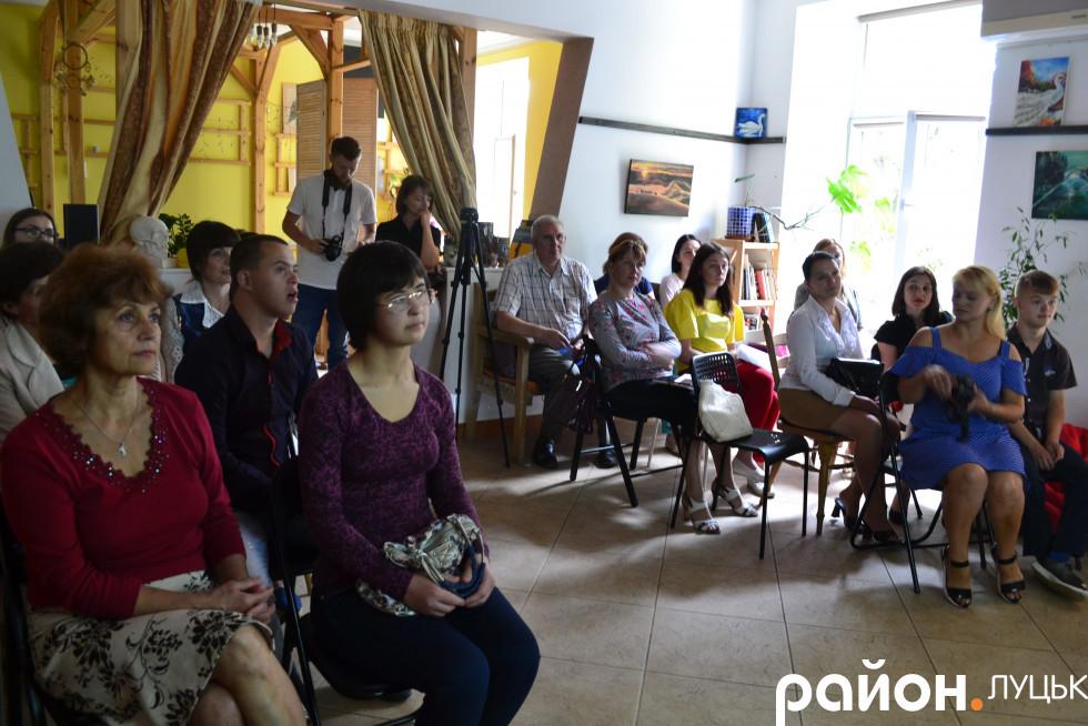 Презентація проекту «Забезпечення соціального супроводу та підтримка на робочому місці дітей із синдромом Дауна»