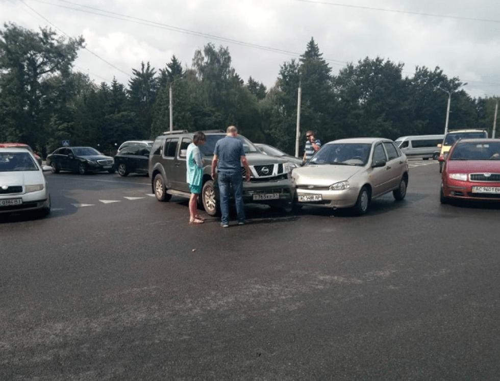 Водії оцінюють пошкодження