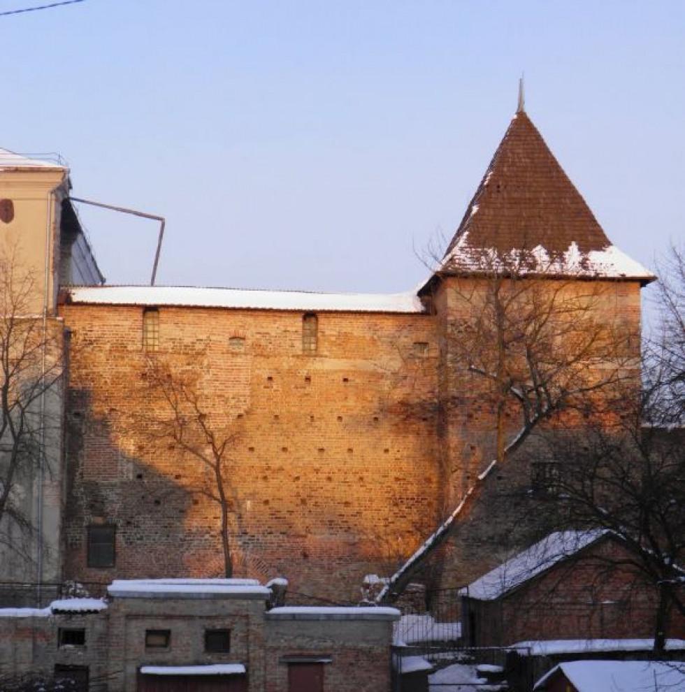 Вежа Чарторийських