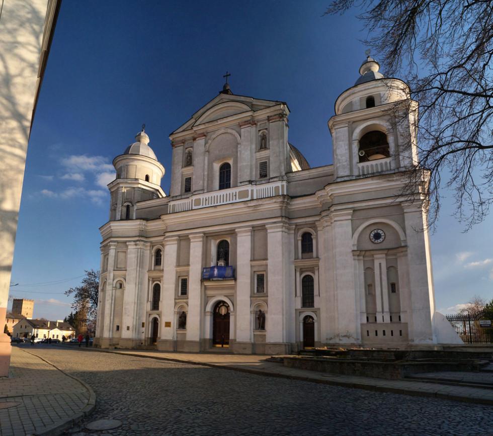 Монастир єзуїтів