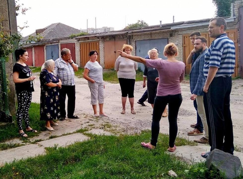 Жителі вулиць Клима Савура та Тараса Бульби-Боровця