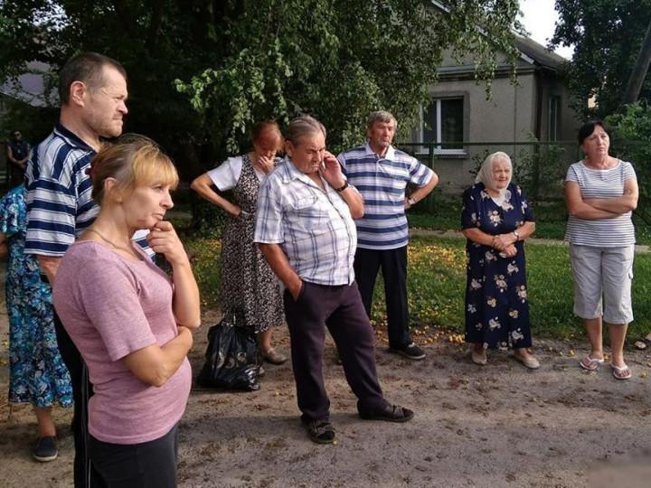 Зустріч із мешканцями приватного сектору вулиць Клима Савура та Тараса Бульби-Боровця