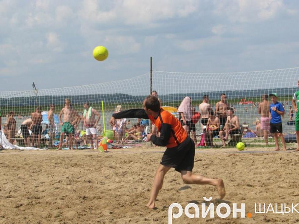 Турнір «Кубок Світязя» з пляжного футболу