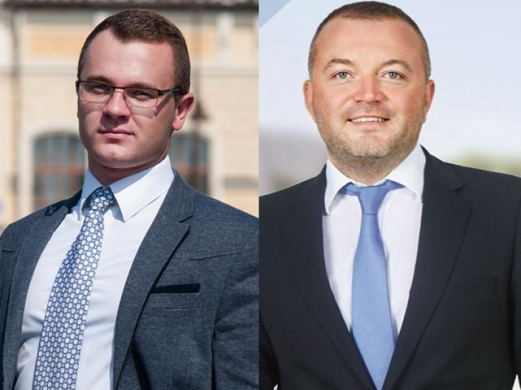 Ігор Поліщук і Андрій Покровський