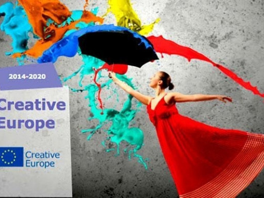Проект пропонує консультування і допомогу щодо участі в програмі «Креативна Європа»