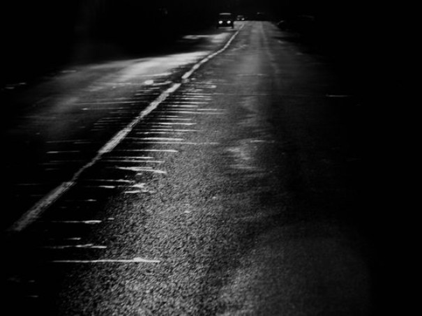 Траса М19 погано освітлена в нічну пору доби