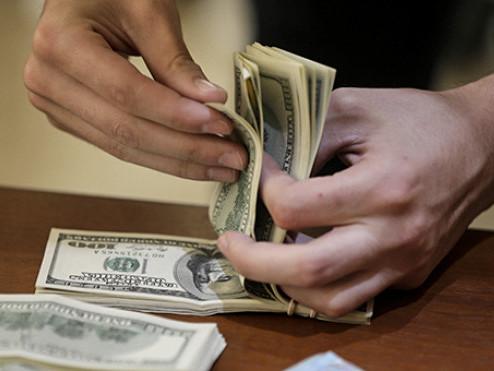 Пограбували валютника