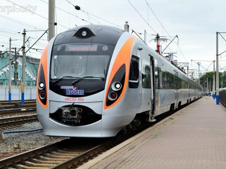 Потяг класу «Інтерсіті»