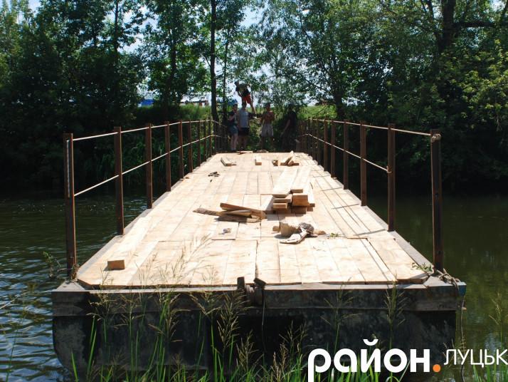Міст через Стир
