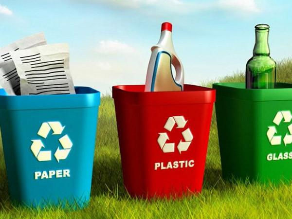 У Княгининку практикують роздільний збір сміття