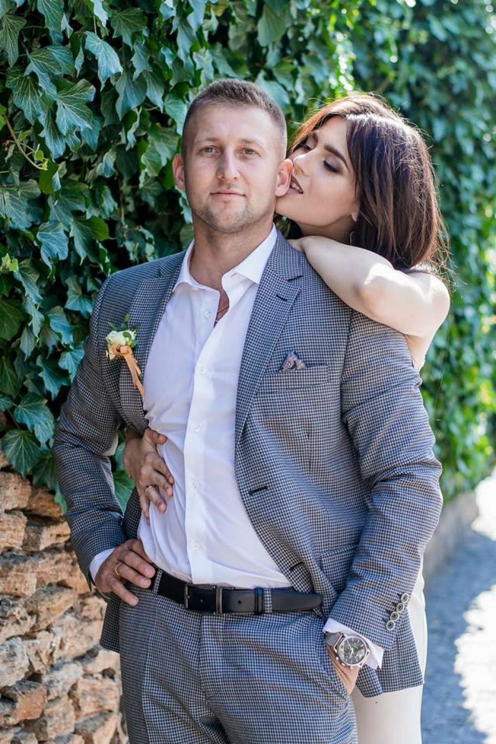 Син луцького депутата одружився