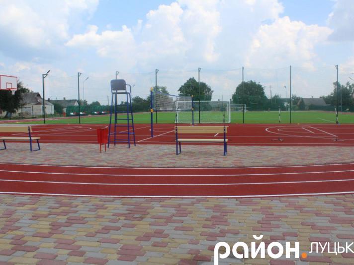 Стадіон у Княгининку