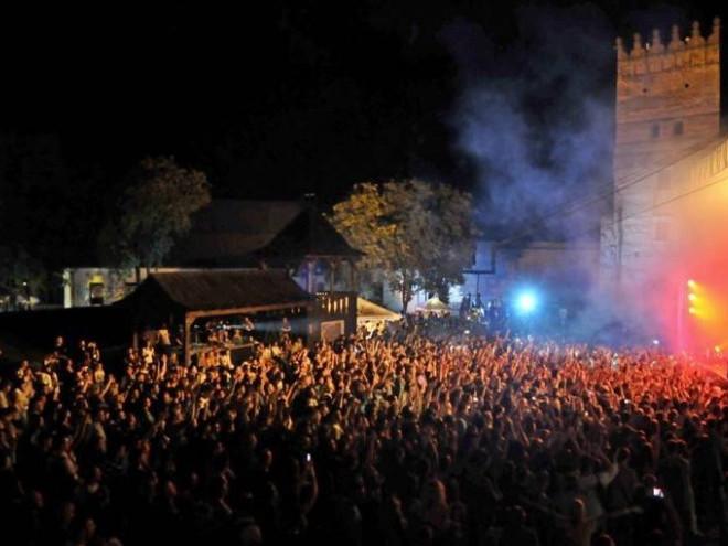 Фестиваль «Ніч у Луцькому замку»