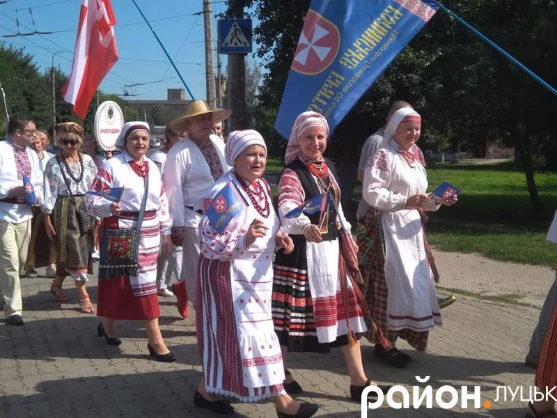 У Луцьку розпочинають фестиваль «Берегиня»