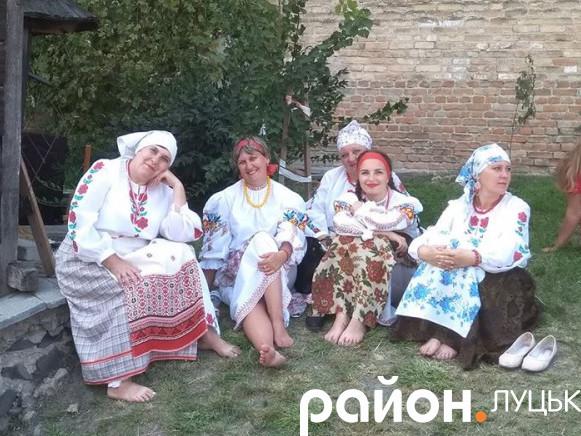 У Луцьку розпочали фестиваль українського фольклору