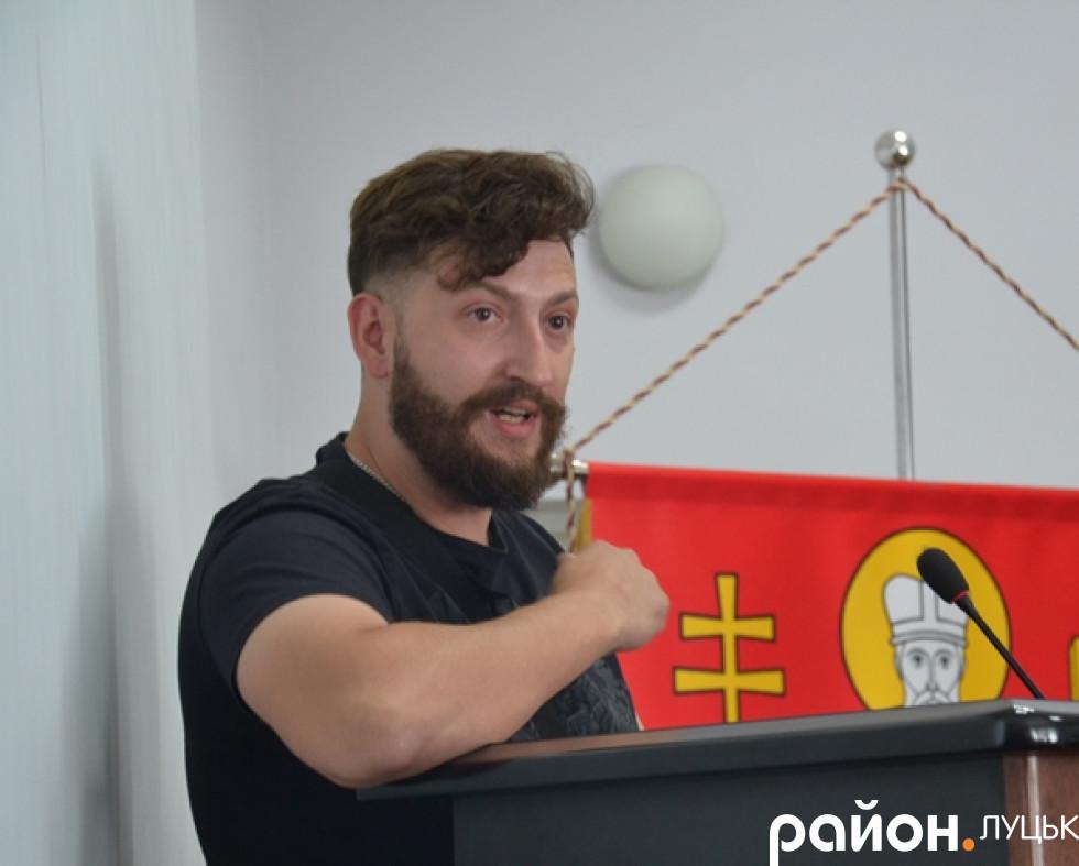 Сергій Ліман
