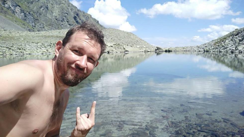 2500 метрів, перед купанням