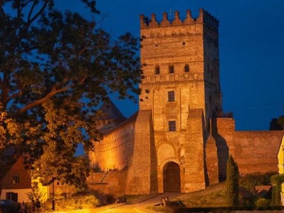 В'їздна фортеця Луцького замку