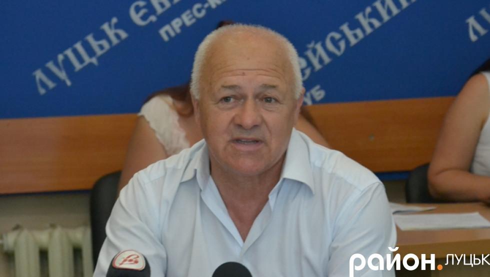 Автор та засновник проекту Юрій Войнаровський