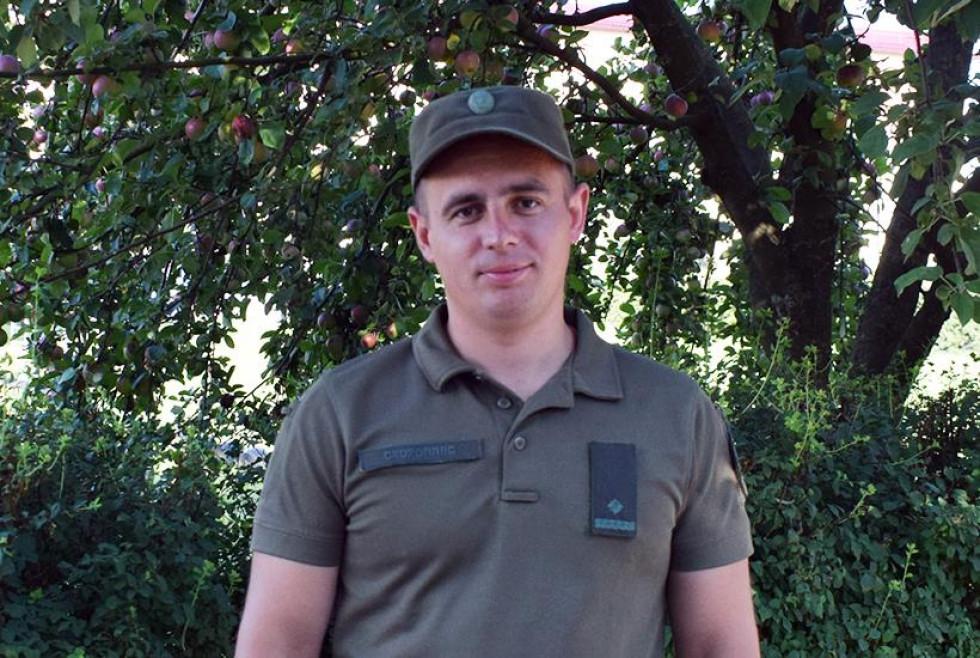 Віктор Скоропляс